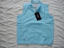 Adidas femmes funky golf climaproof veste sans manches moyen uk 10-12