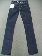 MENS LEE 'STOVEPIPE L1' STRETCH JEANS - BNWT - SIZE 28