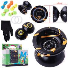 Professional Magic YoYo N11 Alloy Aluminum Metal Yo-Yo Toy for Kids Child TH011