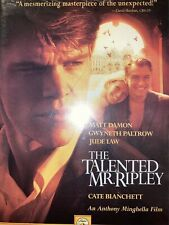 The Talented Mr. Ripley (Dvd, 2000, Checkpoint)
