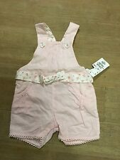 h&m baby girl dungarees