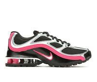 NWT Women's Nike Reax Run 5 Training Shoes Torch Sequent Bk Pink