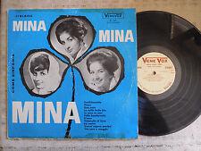 Mina - Come sinfonia - Etichetta: Vene Vox  BL701  LP made in Venezuela