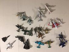 Vintage Lot Of  Collectors Airplanes 24pc Variety SEE ALL PICS
