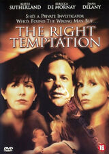 The Right Temptation NEW PAL Cult DVD Lyndon Chubbuck Kiefer Sutherland
