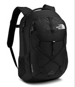 The North Face Jester Black Backpack **Brand New With Tags**