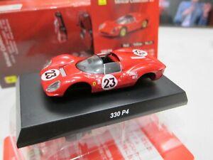 Kyosho - Ferrari MiniCar 7 - 330 P4 no.23 - Scale 1/64 - Mini Car - A9