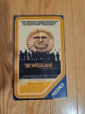 Wicker Man Beta Betamax--Horror--Media