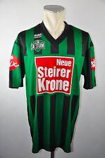 SK Sturm Graz Trikot 90er #11 Gr. XL Neue Steirer Krone grün Masita Stabil