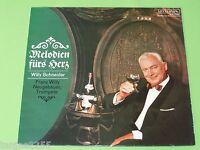 Willy Schneider - Melodien fürs Herz - Discoton LP