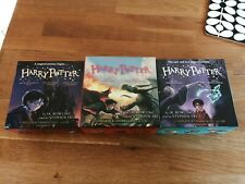 Harry Potter Audio CD Collection Complete All 7 Books