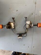 kawasaki ER5 ER 5 er5 Chrome Headlight And Indicator Mount
