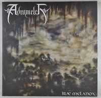 ADRAMELCH - Irae Melanox - LP Jolly Roger JRR019 - white vinyl limited edition