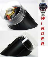 Single Display Automatic Watch Winder model: Mini Pisa