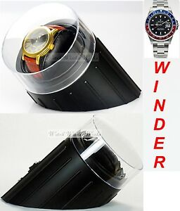 Single Display Automatic Watch Winder model: Mini Pisa