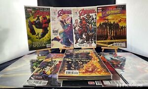 Marvel The Uncanny Avengers Issues 4-18 (2015-2016) Bagged & Boarded