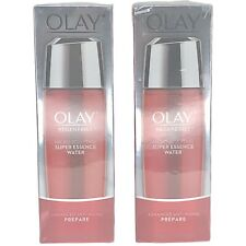 2x New Olay Regenerist Micro Sculpting Super Essence Water Avanced Anti Aging