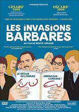 Les Invasions Barbares - DVD
