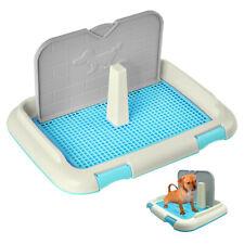 Reusable Dog Potty Cat Puppy Training Toilet Pets Pad Holder Mesh Cat Lattice Tr