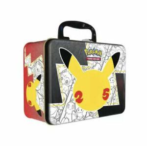 Pokemon 25th Anniversary Celebrations Collector's Chest Preorder
