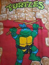 Ninja turtles standard size pillowcase comes personlized handmade pillowcase