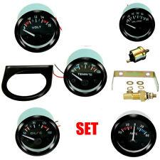 2'' 52mm LED Auto ÖLTEMPERATUR Öltemperaturanzeige Zusatz Instrument Anzeige