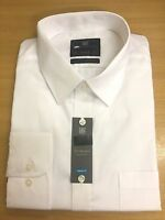 M&S COTTON RICH EASY TO IRON  Long Sleeve  SHIRTS