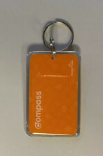 Canada Vancouver Translink Compass Mini - Orange