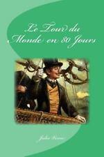 Le Tour du Monde en 80 Jours by Jules Verne (2016, Paperback)