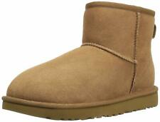 UGG Women's Classic Mini ii Winter Boot - Chestnut or Black