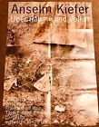 Anselm Kiefer 1990 Original Vintage Poster Gagosian Francis Bacon Rothko Richter