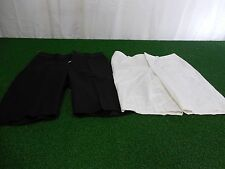 New (Lot Of 2) Womens Ralph Lauren Golf Classic Golf Fit Shorts Size Six