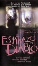 el espinazo del diablo (devil's backbone) Guillermo Del Toro's Original Spanish