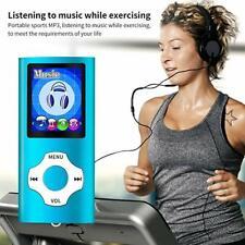 Portable Audio MP3/ MP4 Music Player MYMAHDI Small 1.8 LCD