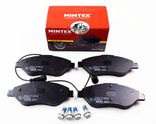 GENUINE BRAND NEW FRONT MINTEX BRAKE PADS SET MDB3318 (REAL IMAGES OF THE PARTS)