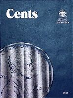Whitman Lincoln Penny Coin Folder #9041