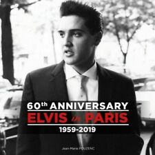 Elvis In Paris 60th Anniversary - Book 10 inch LP + CD Ltd Edition AVAILABLE NOW