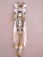 Native American Cheyenne Indian DOG SOLDIER SPIRIT MASK Showpiece - La Ne Ayo