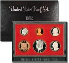 1982 United States US Mint Clad Proof Set (Original Mint Packaging) SKU1428