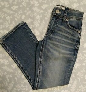 NWOT Boy's BKE Conner Bootleg Jeans Size 6