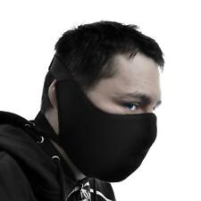 Poizen Industries V Black One Size Face Mouth Covering