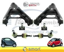 KIT BRACCI 6 PEZZI SMART FORTWO CABRIO CITY-COUPE (450) BRACCI BIELLETTE TESTINE
