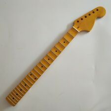 22 fret stratocaster Scalloped Maple Neck guitar neck for ST parts  Replacement