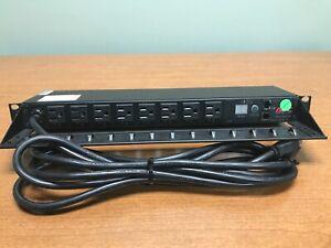 APC Metered Rack PDUAP7801