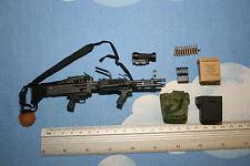 BARRACK SERGEANT 1/6TH SCALE MODERN PMC MK-42 MACHINE G*N