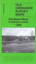 Elmstead Wood & Mottingham Estate 1908: Kent Hoja 8.09 por Richard Oliver (hoja