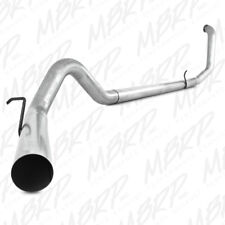 """MBRP Turbo-back 4"""" Exhaust 99-03 Ford F-250 F-350 Powerstroke 7.3L Straight Pipe"""