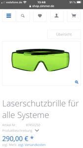 Laserschutzbrille Univet UL 1005 Neu