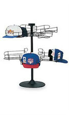 New Retail Countertop Display Baseball Sports Cap Rack 2 Tier Holds 48 Caps