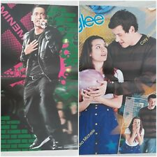 Eminem & Glee Poster Sammlung Cory Monteith & Lea Michele